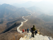 20171227-Longquanyu-Great-Wall-to-the-Little-West-Lake-(26)