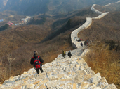 20171227-Longquanyu-Great-Wall-to-the-Little-West-Lake-(27)