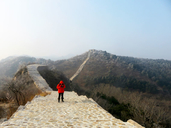 20171227-Longquanyu-Great-Wall-to-the-Little-West-Lake-(8)