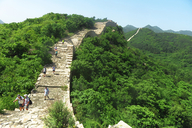 20180523-Longquanyu Great Wall To The Little West Lake (03)