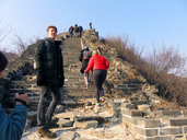 20161203-Great-Wall-Huanghuacheng-to-the-Walled-Village-(1)