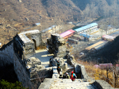 20161203-Great-Wall-Huanghuacheng-to-the-Walled-Village-(14)