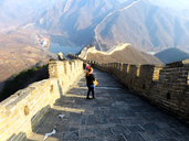20161203-Great-Wall-Huanghuacheng-to-the-Walled-Village-(7)