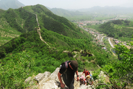 20180506-Huanghuacheng To The Walled Village (11)